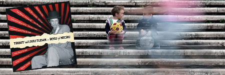 Joaca de copil, Album tribut Liviu Tudan