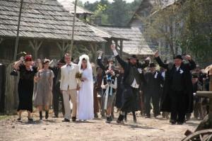 Cadru din filmul Nunta Muta