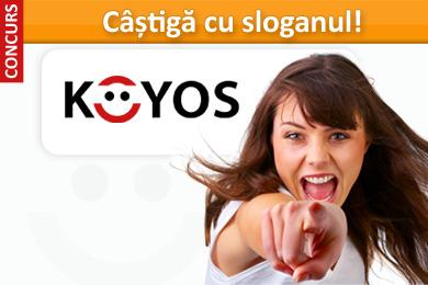 concurs slogan koyos