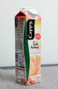 o cutie banala cappy cu portocale