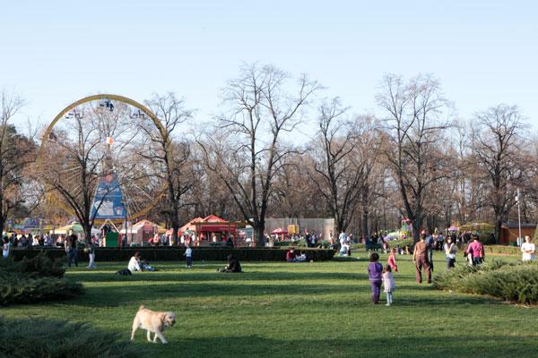 duminica in parc