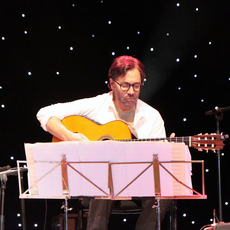 Al di Meola in concert la Bucuresti 2011