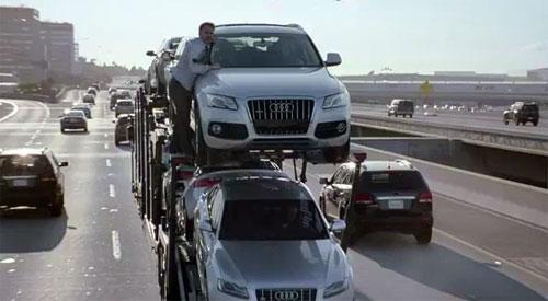 Audi Q5 versus BMW, Lexus, Mercedes