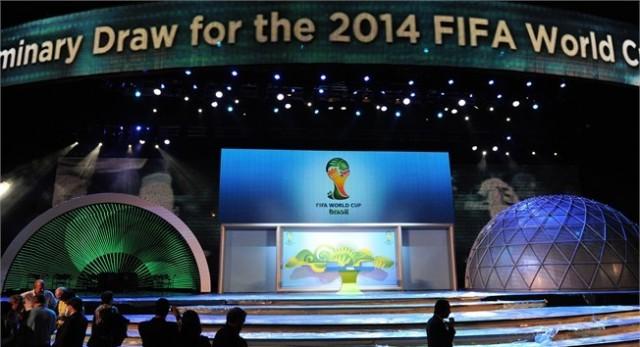 Cupa Mondiala la Fotbal - Brazilia 2014 preliminarii