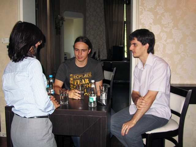 Eveniment Koyos.ro - programatori UPB pt ACM