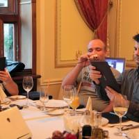 Transformerul a rezistat sub cutit la ASUS Social Media Meet