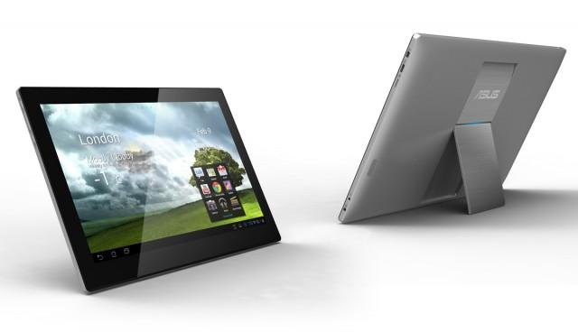 ASUS Transformer AiO cu Android, pentru comoditate pe ecran