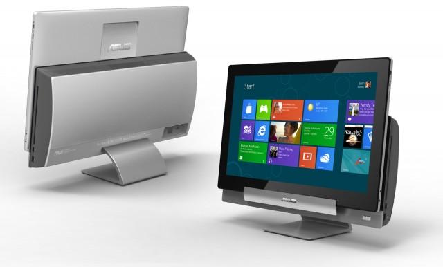 ASUS Transformer AiO cu Windows 8, pentru spor la lucru la birou