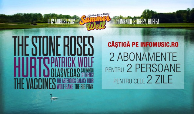Concurs cu abonamente la Summer Well pe InfoMusic.ro