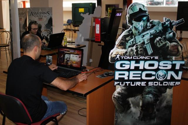 Finala de gaming ASUS G de la Ubisoft