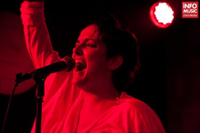 Concert Kosheen in Club Panic (Foto: InfoMusic.ro)