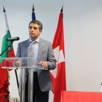 Presedintele Bulgariei, Rosen Plevneliev