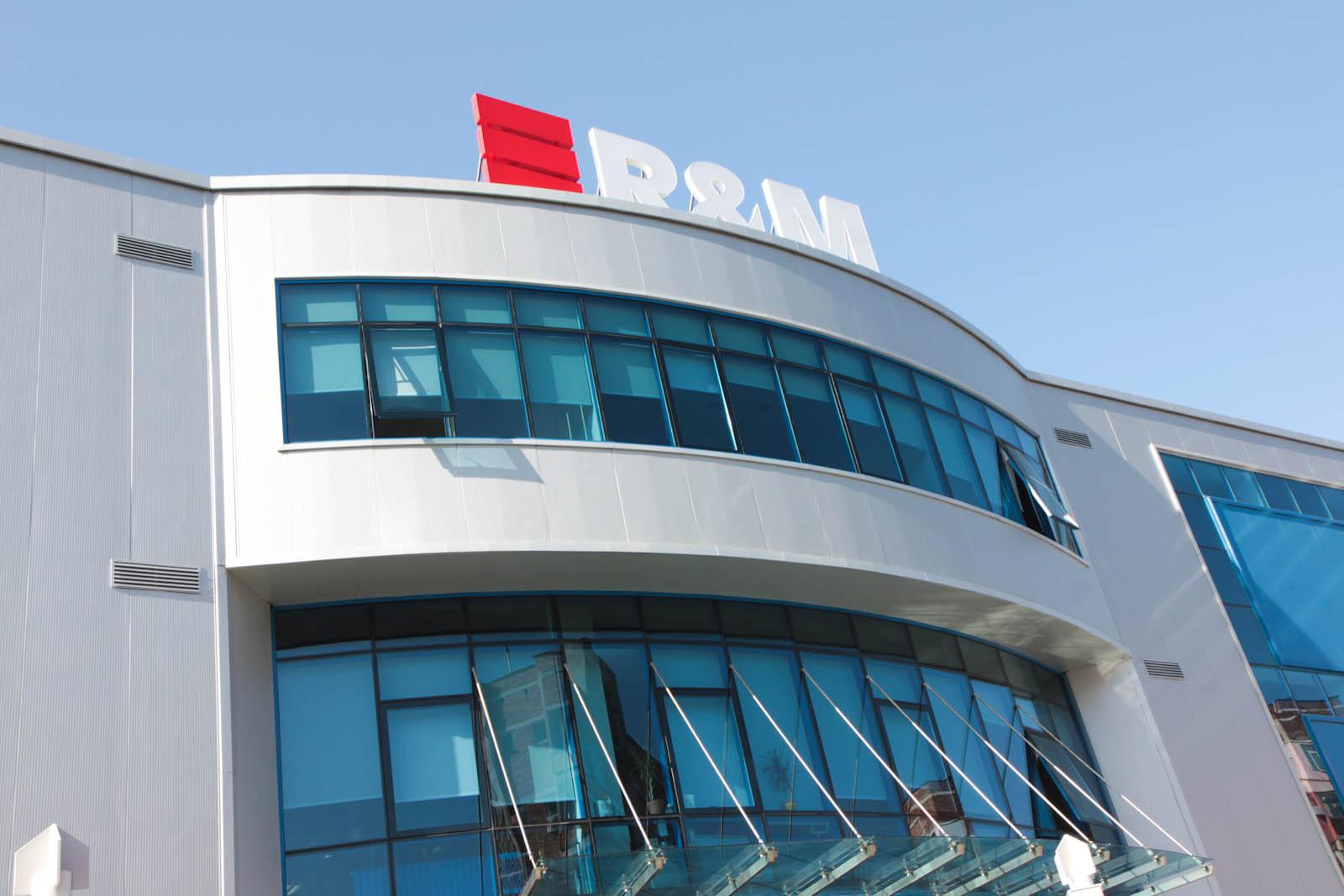 Fabrica R&M din Sofia