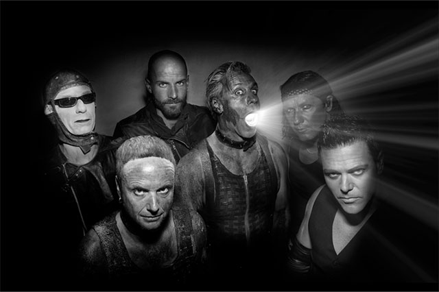 Rammstein revine la Bucuresti in 2013