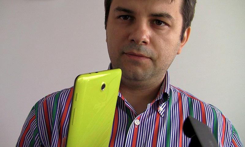 Prezentarea tabletei ASUS MeMO Pad HD7